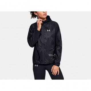 Giacca donna Under Armour Qualifier Storm