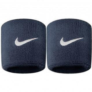 Polsini di spugna Nike swoosh