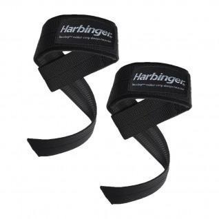 Harbinger Big Grip cinghie di sollevamento imbottite