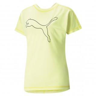 Maglietta Puma Train Favorite Jersey Cat da donna