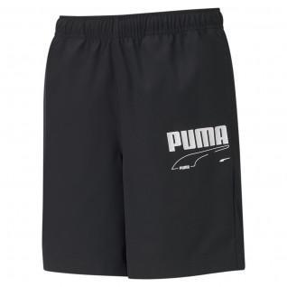 Pantaloncini per bambini Puma Rebel Woven s B