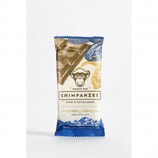 Barretta energetica vegana per scimpanzé (x20) : Datteri e cioccolato 55g