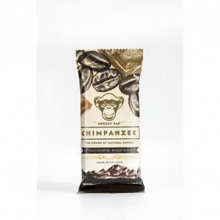 Barretta energetica vegana per scimpanzé (x20) : cioccolato espresso 55g