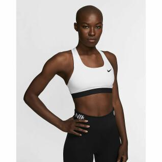 Reggiseno sportivo da donna Nike Swoosh