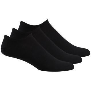 Set di 3 paia di calze Reebok Active Foundation Invisible