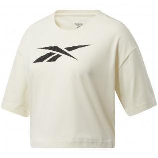 T-shirt donna Reebok Modern Safari Graphic