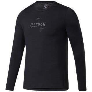 Maglietta a maniche lunghe Reebok TS ACTIVCHILL Move