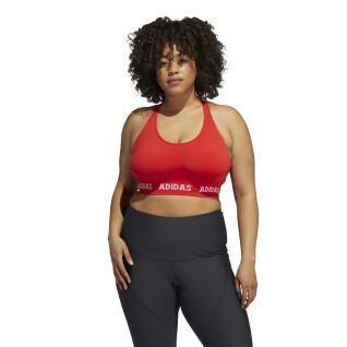 Reggiseno donna taglia grande adidas Training Aeroknit