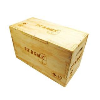 Box jump wood Fit & Rack 25x30x50