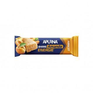 Confezione da 28 barre di fusione Apurna Abricot/Amande